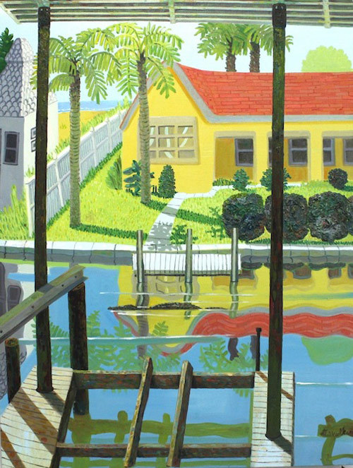 —paintings by Daniel Heidkamp (via booooooom)