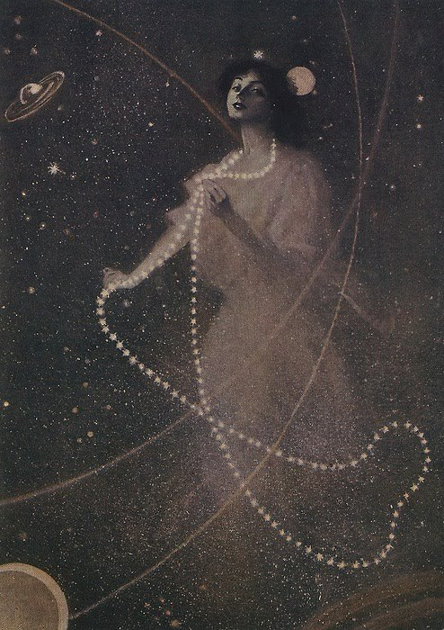 "mirroir:  Sewell Collins ""A New Constellation"" (Magazine Cover)"