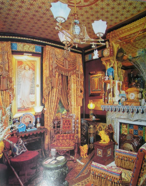 "from the book ""Extraordinary Interiors"""