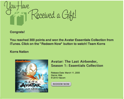 Check your emails Korra fans. They are sending the episodes out.