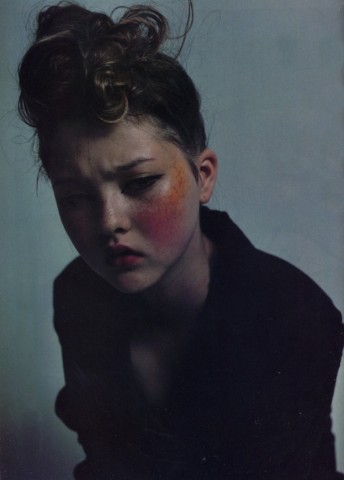 thedistantbird:  Devon Aoki by Mario Sorrenti for The Face October 1996