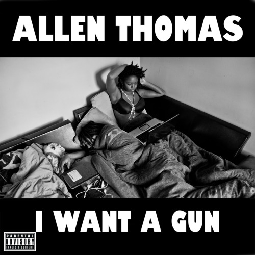 illmont:  iLLmont presents: Allen Thomas - I Want A Gun Serenity Prayer Untitled (Yes!) Captivated (feat. Olde English) Motion #1 Dexter Gordon Front Porch Jawn Thing 1-Thing 2 (feat. Khalil Who) Love Conversation Motion #2 Posts On The Internet (feat. EyeBeiLLin and Powl Abraham) CPU Tower (The Dotted Line) January 27th (feat. Felix Von Soco) SoLonGoodbye/Motion #3 (Outro Isn't a Real Word) [BONUS] Seth Speaks (Scrambled Intro) [BONUS] Scrambled Eggs (feat. TMNT*) tracks: 2,5,6,8,10,12,13 produced by Felix Von Soco track 3 produced by Plex Majortrack 7 produced by L7onetrack 11 produced by Con The Master and track 15 produced by AJ  TMNT is: AJ, Ziggy, Khalil Who, Seth, KC, and Callum BandcampMediafire a huge thank you to everyone who were forces in the making of this. a large thank you to my iLLmont brethren who were patient with the features and production and the final little stretches of this whole process. ESPECIALLY my manager Powl and L7one, both of them had to be the MOST patient working with me and so thank you for not pullin' my shit back in the process. thank you to my extended family over here in East ATL, ya'll gave a nigga shit to write about and held me down. especially Ashley. for gracing my album with your ashy ass arms. Thank you Gaelon for letting this bum nigga and your couch have an ongoing relationship. thank you Cass and Mike, both of you have taught me more about music than either of you could grow to know, R.I.P. Cocaine Adventure. alot of my ideas for music come from you all. thank you to my turtles, ya'll were some of the few kids to hold me down before you even knew I was rapping and taking it seriously and then supporting my corny ass.special thanks to Brandon and my BKdub folk, and no I'm NOT performin at Afropunk. thanks Ian for sitting still and drinking wine for me. thank you Street Sharks, it was a humble beginning to something that's not really that much huger hahahaha. thanks Javis, now where is that song at!? and of course every single person who ever listened to a song that I was on and enjoyed what I had to say. this LP is for you. so pay attention.