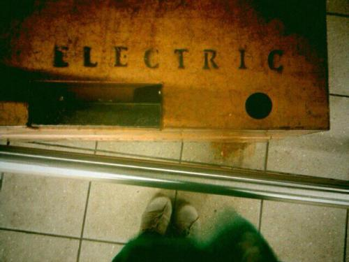 Foot photos: IT'S ELECTRIC [photo © Maitreya Levanchild]