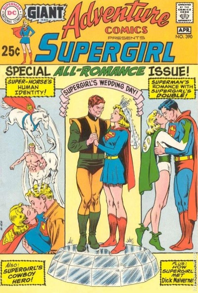 One of the amusing things of 1960s comics… bestiality and incest were just normally accepted comics ideas for stories.