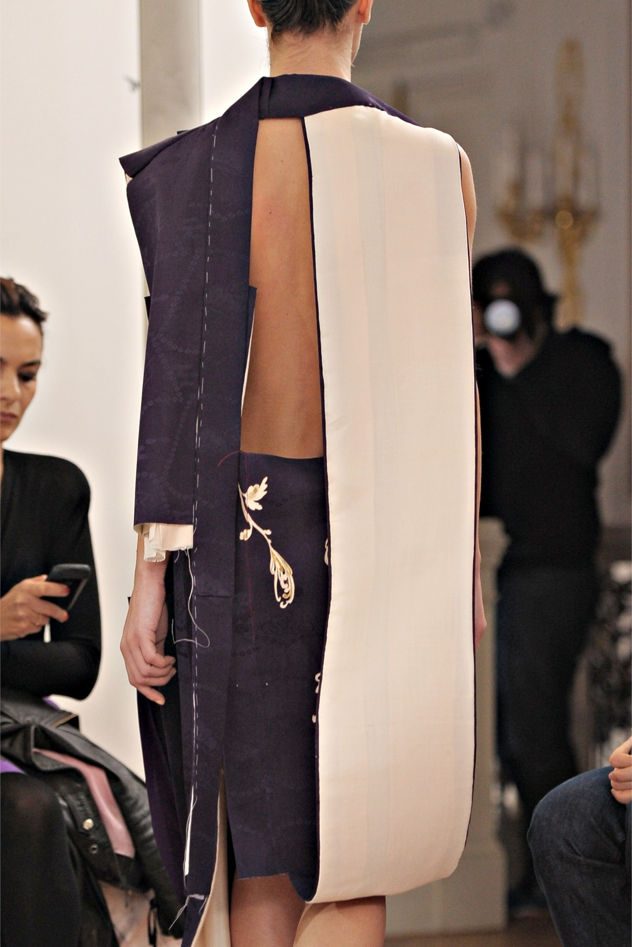 Maison Martin Margiela Fall 2012 Ready to Wear