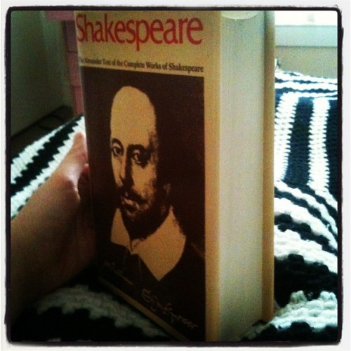 Shakespeare  (Taken with Instagram at House :))