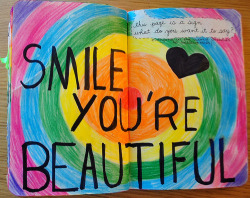 Smile you're Beautiful!