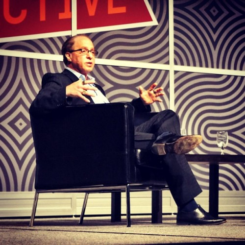 Tomando un bajativo con @RayKurzweil2035. #SXSW  (Taken with Instagram at SXSW 2012)