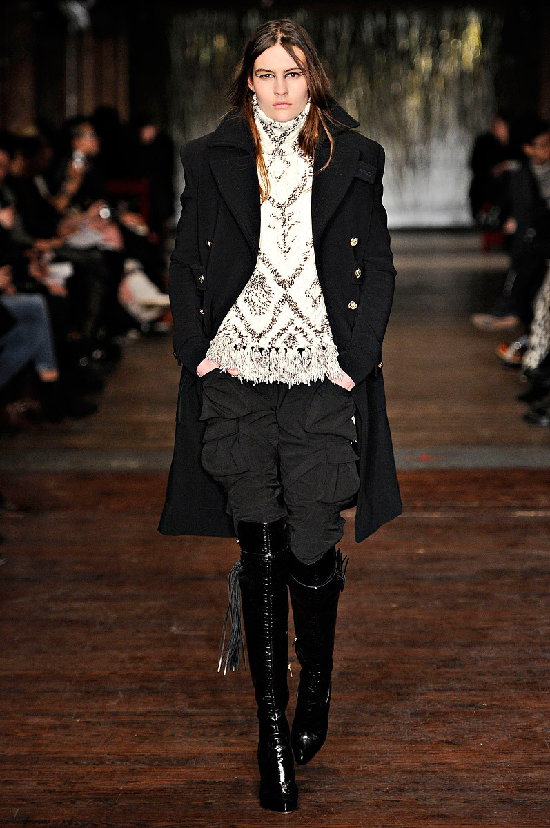 goldenponyboy:   Altuzarra Fall/Winter '12 RTW   Want this whole outfit.