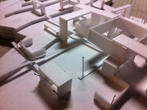 Study model of rehabilitation facility