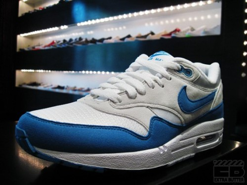 airmaxera:  Air Max 1 OG Varsity Blue the Air Max paradise
