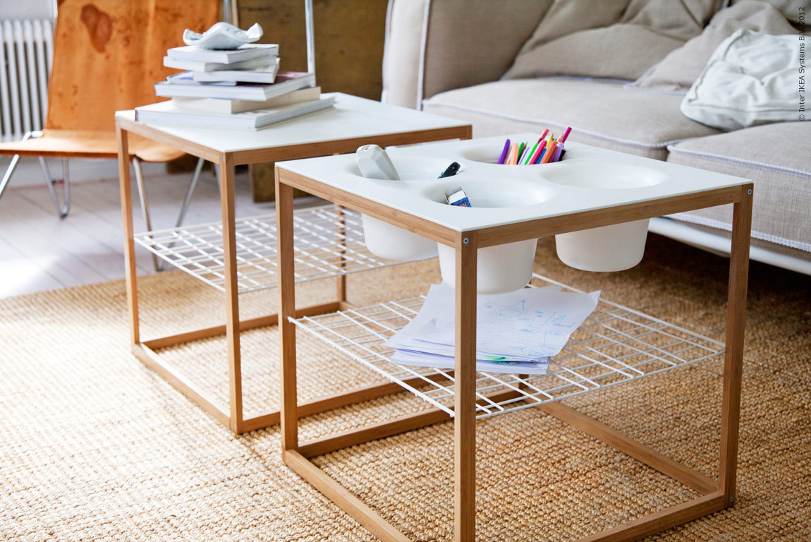 Tables from Ikea PS coming in May. Photo from Ikea.