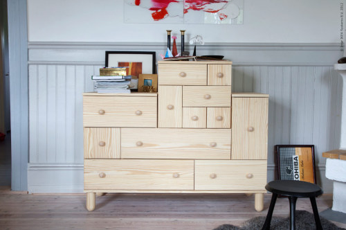 fromscandinaviawithlove:  Cabinet from Ikea PS coming in May. Photo from Ikea.