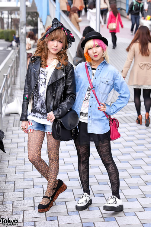 tokyo-fashion:  Just posted 100 street snaps from Tokyo Girls Collection 2012 S/S - if you want to see Japanese fashion trends for Spring, this is a great place to start!