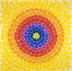 Alma Thomas, Resurrection, 1966.