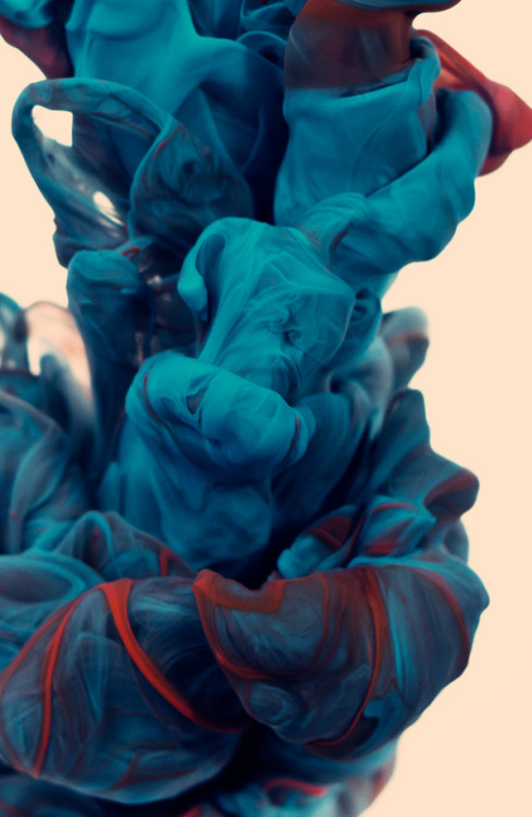 Beautiful Ink/Water photographs by Alberto Seveso