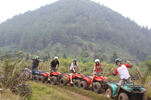 Exploring the beauty of Indonesia..  @Sari Ater Bandung West Java Indonesia  -anonymousofindonesia-