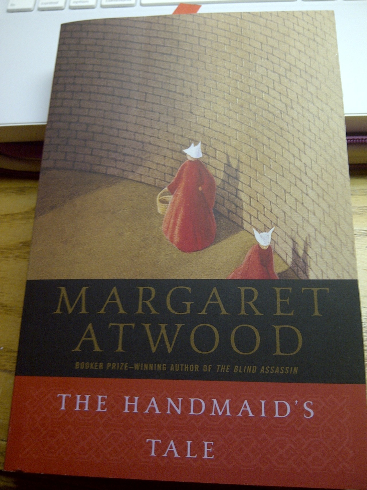 """Atwood takes many trends which exist today and stretches them to their logical and chilling conclusions….An excellent novel about the directions our lives are taking….Read it while it's still allowed."" - Houston Chronicle  Agree. Agree. Agree. One hundred and ten thousand percent agree.  A must read. Can hardly put it down."