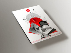 Editorial Design Work by Koyuki Inagaki for an electronic publication, showcasing survey results about anime, manga and game culture in Malaysia.