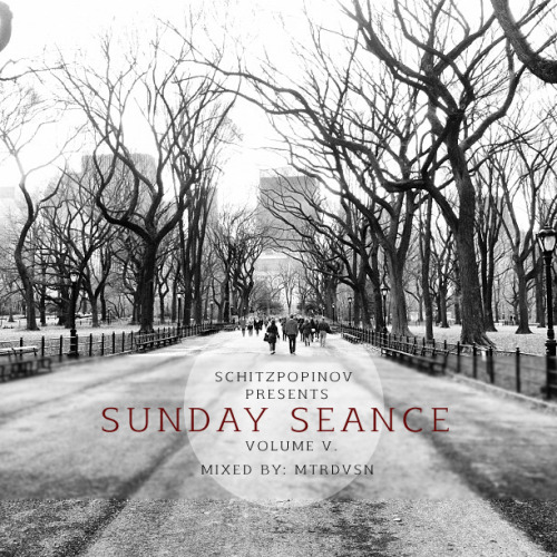 New mix i did for Schitzpopinov's Sunday Seance mix series.  click here to download
