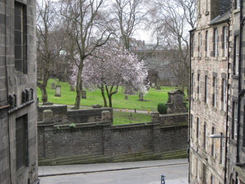 Edinburgh, United Kingdom - March 2012