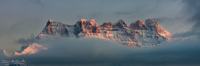 Dents du midi II by SaGa | Photo on Flickr.