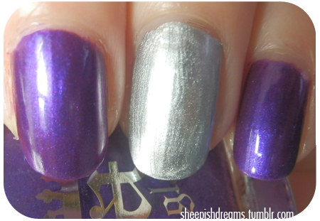 a England polishes are flawless.