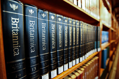 "futurejournalismproject:  After 244 Years, Encyclopaedia Britannica Stops the Presses From the NY Times:  After 244 years, the Encyclopaedia Britannica is going out of print. Those coolly authoritative, gold-lettered sets of reference books that were once sold door to door by a fleet of traveling salesmen and displayed as proud fixtures in American homes will be discontinued, the company is expected to announce on Wednesday. In a nod to the realities of the digital age — and, in particular, the competition from the hugely popular Wikipedia — Encyclopaedia Britannica will focus primarily on its online encyclopedias and educational curriculum for schools, company executives said. The last edition of the encyclopedia will be the 2010 edition, a 32-volume set that weighs in at 129 pounds and includes new entries on global warming and the Human Genome Project. ""It's a rite of passage in this new era,"" Jorge Cauz, the president of Encyclopaedia Britannica Inc., a Chicago-based company, said in an interview. ""Some people will feel sad about it and nostalgic about it. But we have a better tool now. The Web site is continuously updated, it's much more expansive and it has multimedia.""    Why did it take so long?"
