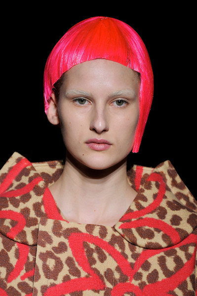 Comme des Garçons / Fall 2012 RTW see the complete runway photos —>http://missbehavecutie.blogspot.com/ In a sense, she is right in her assessments of the current situation. Fashion has gotten so big and vast, and so making sense of it all is tricky. Flat LED screens and all-access all the time have resulted in much less depth. Long Nguyen is the co-founder and style director of Flaunt.