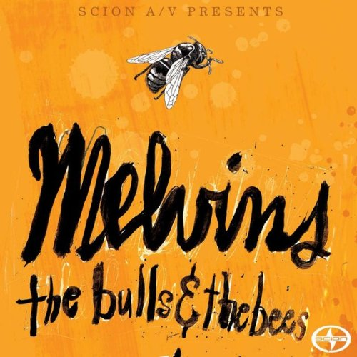 grungebook:  Download the Melvins' new digital-only, five-song EP The Bulls & the Bees for free here.