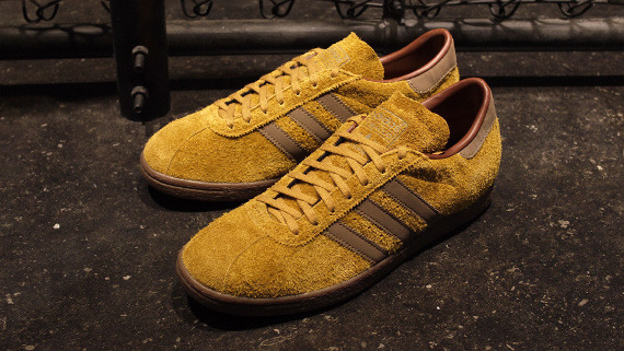 freshnessmag:  adidas Originals Tobacco – Archive Pack – Spring 2012