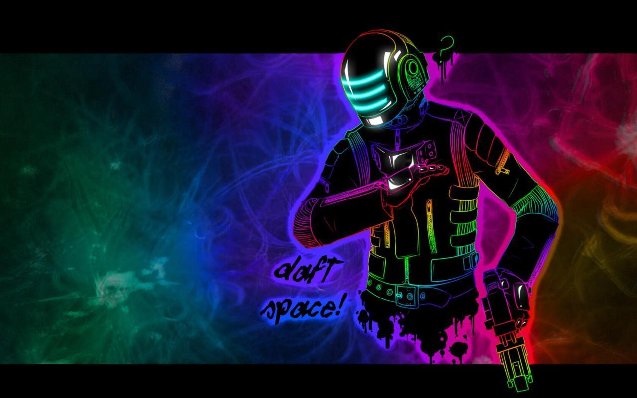puregab:  Daft Punk + Dead Space = Daft Space  ALL THE YES