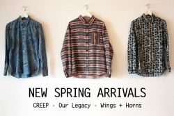 The local neighbourhood store.  fourhorsemenshop:  New Arrivals