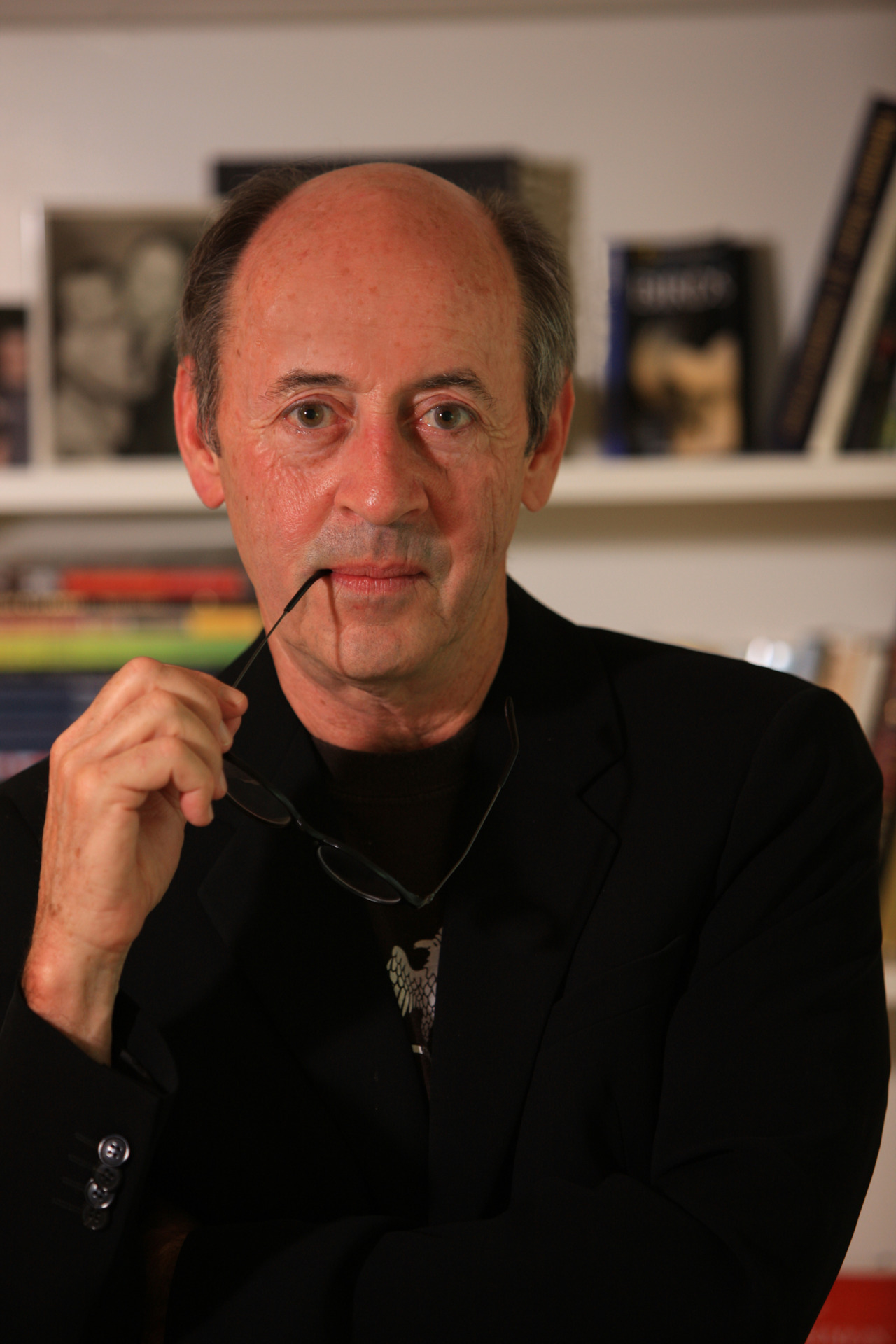 "Billy Collins is speaking in Miami. Want to attend? Here's a poem to whet your appetite. ""Flames"" Smokey the Bear headsinto the autumn woodswith a red can of gasolineand a box of wooden matches.His ranger's hat is cockedat a disturbing angle.His brown fur gleamsunder the high sunas his paws, the sizeof catcher's mitts,crackle into the distance.He is sick of dispensingwarnings to the careless,the half-wit camper,the dumbbell hiker.He is going to show themhow a professional does it."