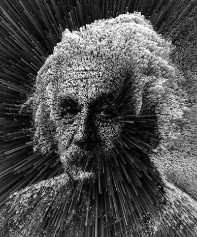 Einstein by Adam Martinakis