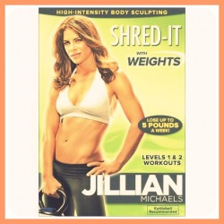 My exercise friend, Kristina, bought Jillian Michaels Shred It DVD instead of 30 Day Shred but that's okay! We're just gonna go with it. Here's my new Workout Plan: Tuesdays, Thursdays, and Saturdays: Jillian Michaels Shred It DVD Audrina Patridge's Ab Workout Beginners Running Program Mondays & Fridays: Jillian Michaels Shred It DVD Beginners Running Program Wednesdays & Sundays: Rest Days! I wanna focus more on running since I'm training for a 5K at the end of April so I'm not gonna exercise to Bob Harper's Bikini Body Workout. I can do this! We start tomorrow!