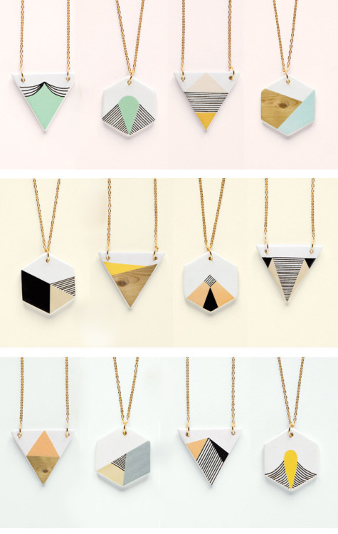 print-n-pattern:  Geometry is Fun - etsy seller depeapa