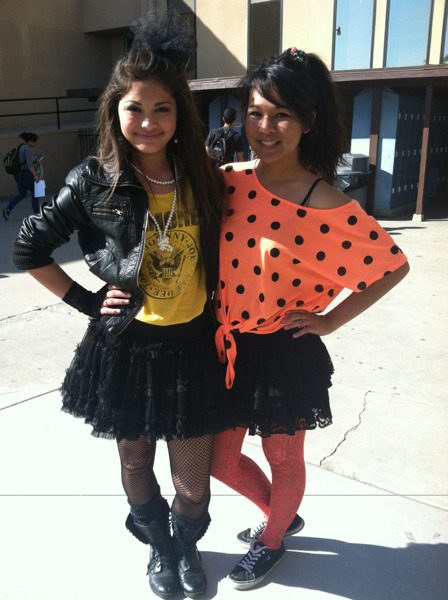 80's daaaaay!(: from two weeks ago. lol. @wsuuptori-k