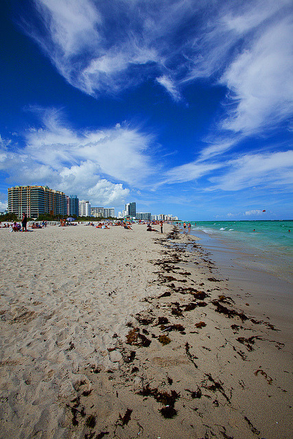 miami beach on Flickr.