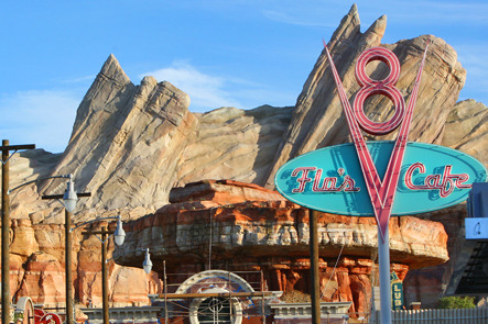 Cadillac Range, Carsland LOVE! This takes DCA up to a whole new level of awesome!!!