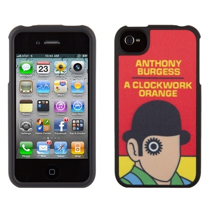 A Clockwork Orange iPhone case A thing that I want.
