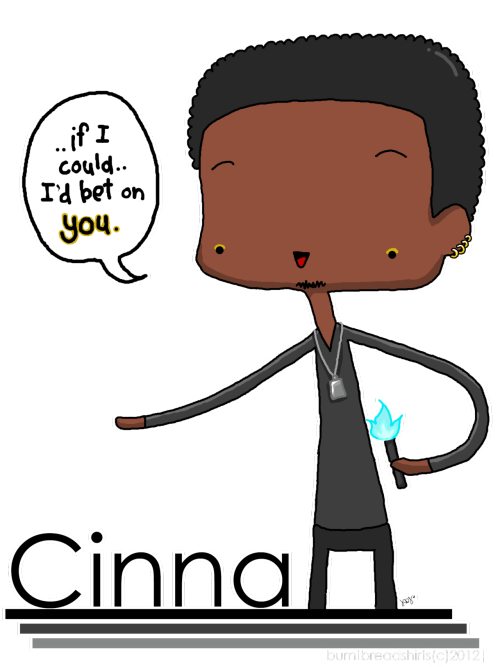 """… if I could, I'd bet on you."" - Cinna"