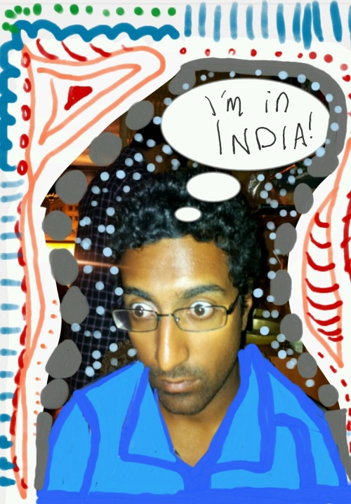 Amesh in India