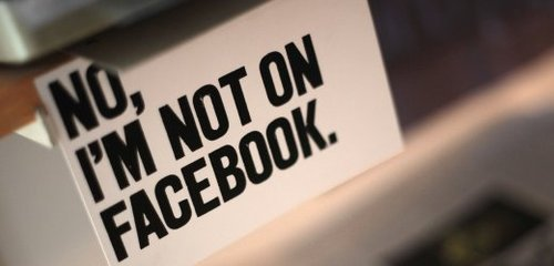 After some thought, I have decided to deactivated my facebook account. But we all know it's not gonna last, lets see how long it stays deactivated though. So for now, I will just stick to this blog and twitter.  marked: March 14, 2012 - no facebook starting today.