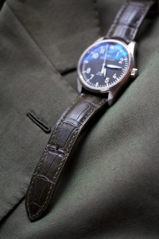 Olive Custom Hand Made in France Camille Fournet for The Armoury