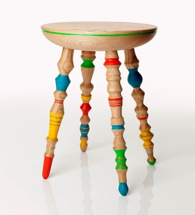 Signal Table by Sarah Kay via addictedtoconsumerism