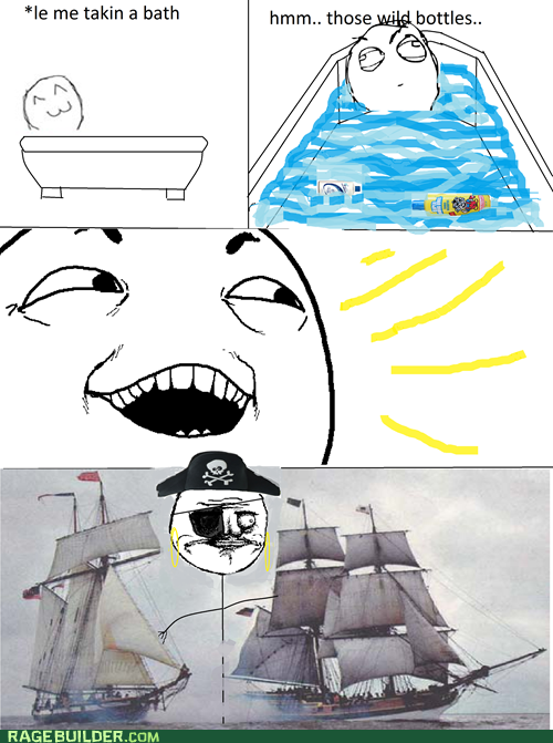 memehumor:  Splish Splash I Was Captaining a Ship http://memehumor.tumblr.com