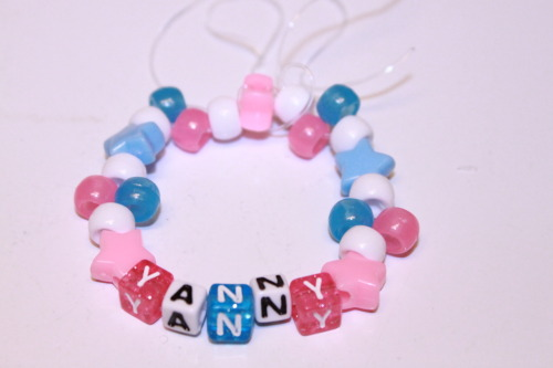Here you go Yan :D I hope to see you at Beyond Wonderland. Your first rave and your first kandi. @kumouri