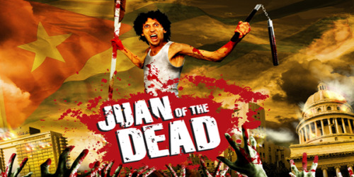 Found out that the Tower Theater is playing Juan of the Dead every night. Like Shaun of the Dead. But in Cuba!  Wanna go see it tonight, those of you on tumblr in Miami, who's down?