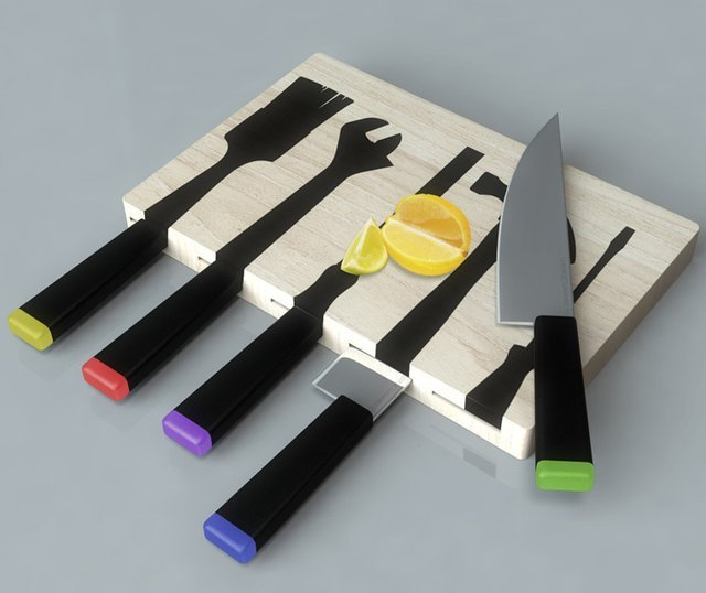 Cutlery Toolkit by Rafael Morgan
